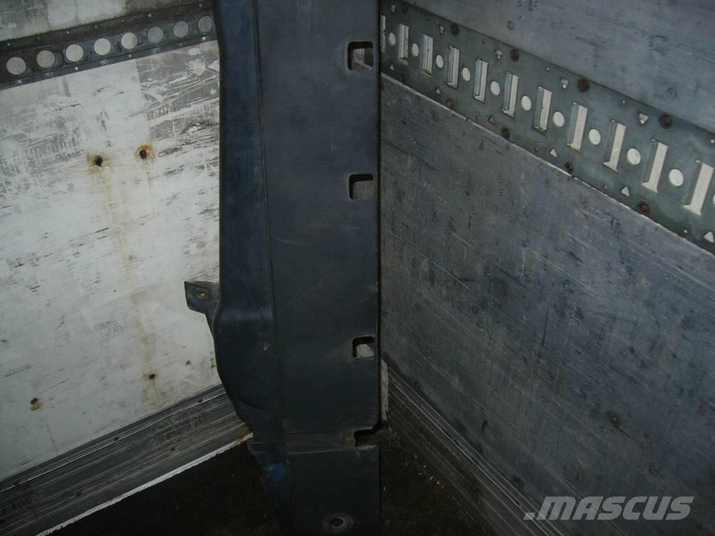 Volvo FH16 front cab panel