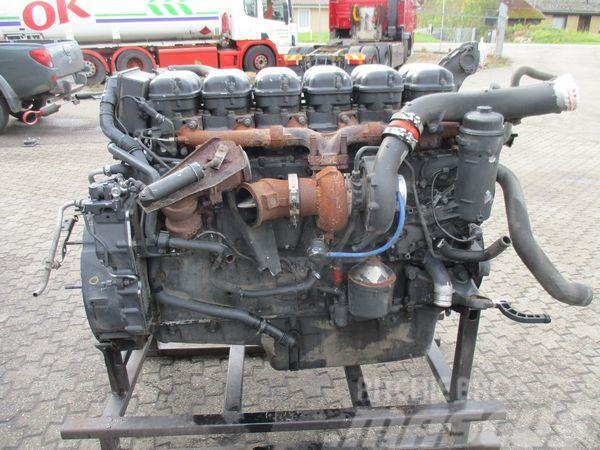 Scania DC13111 / 480 HP EU5, 2011, Motorer