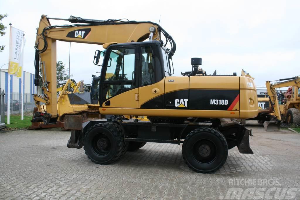 Caterpillar M 318 D TOP CONDITION