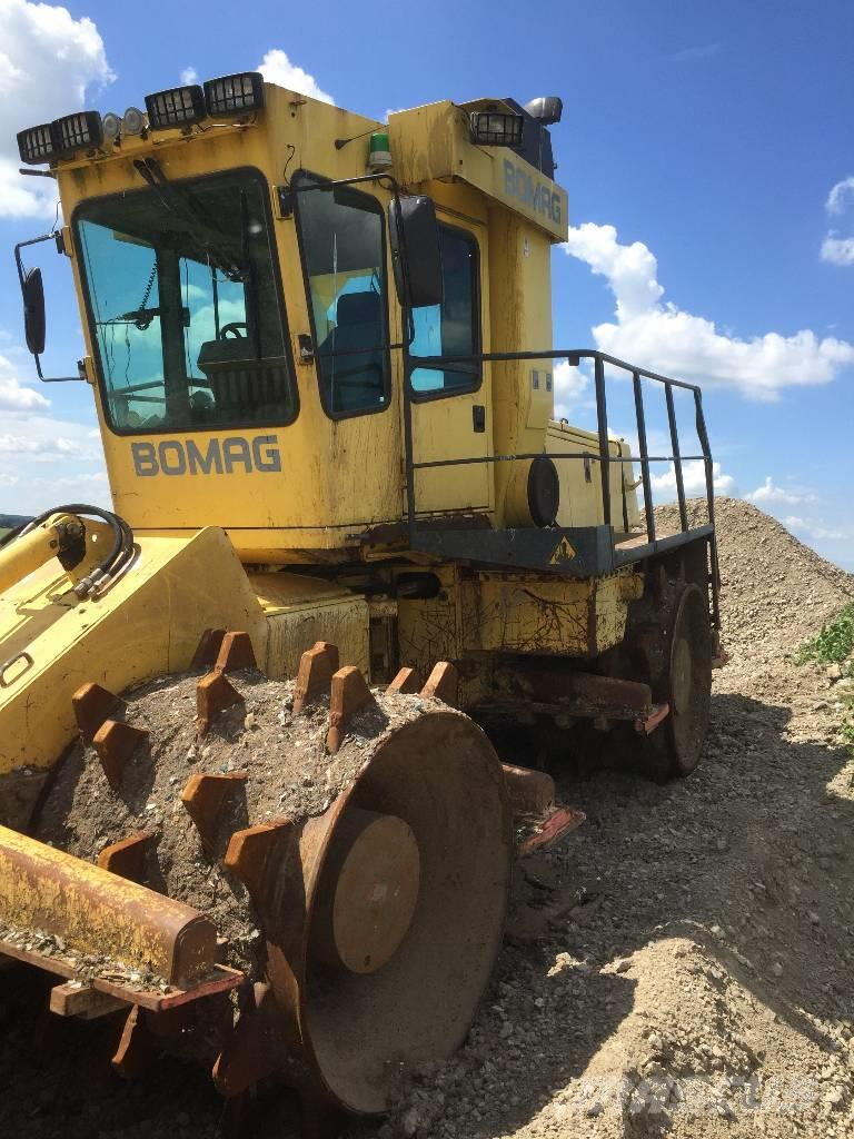 Bomag Compactor BC 571 RB