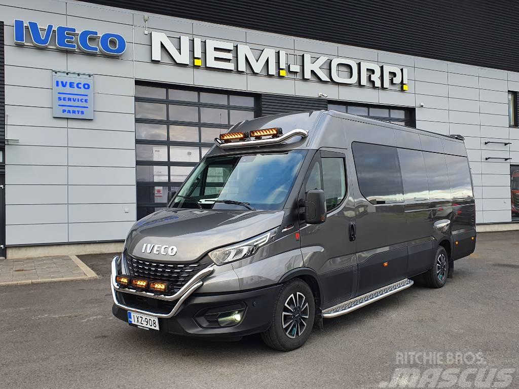 Iveco Daily 35S21A8 5-hlö matkailuauto