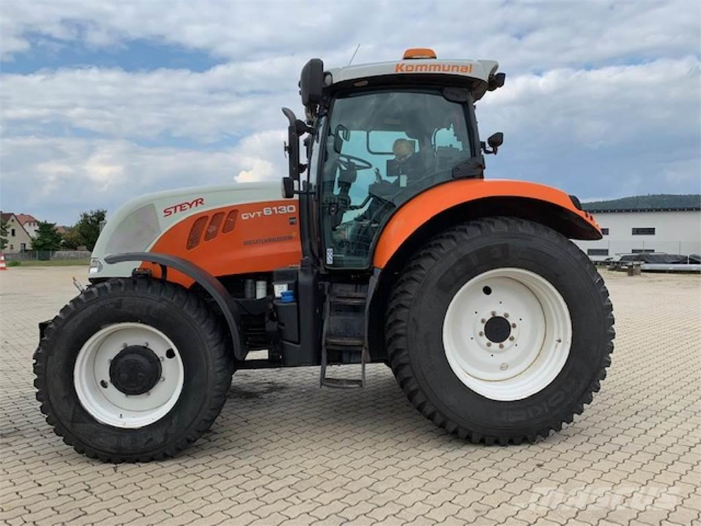 Steyr 6130 CVT EcoTech Komfort