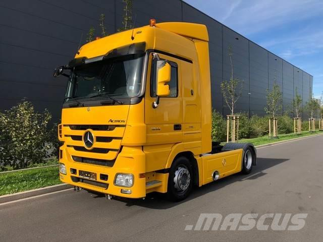 Mercedes-Benz Actros 1844 Megaspace Retarder EURO 5 Luft/Luft
