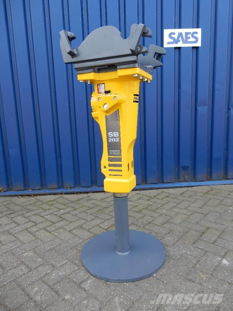 used atlas copco sb 202 hammers breakers for sale mascus usa. Black Bedroom Furniture Sets. Home Design Ideas
