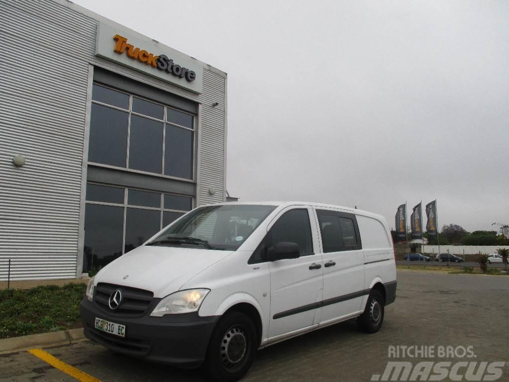 Mercedes-Benz Vito 116CDI Crewcab