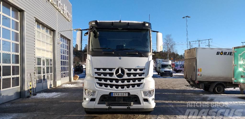 Mercedes-Benz Arocs 2553 L Lastväxlare