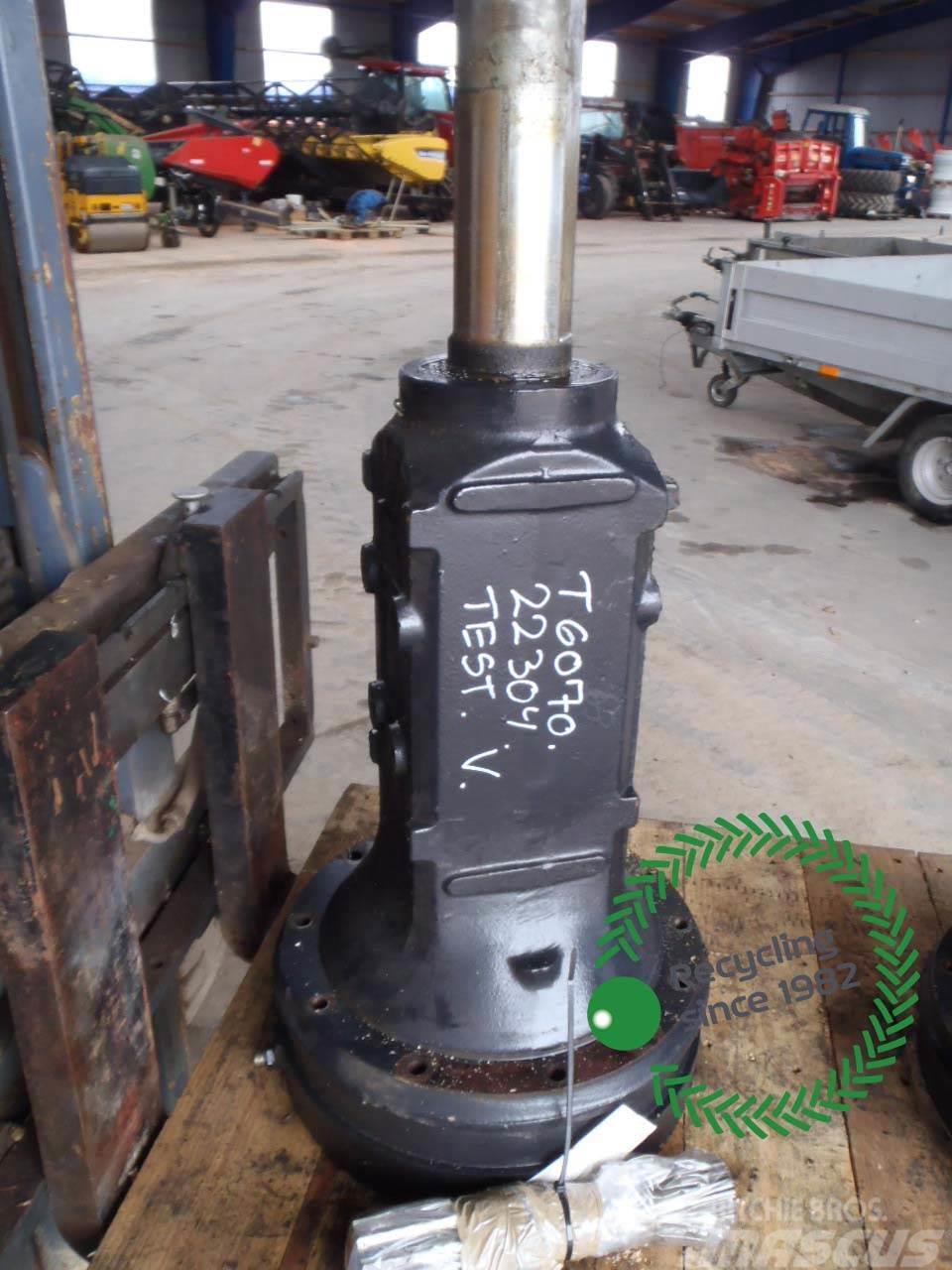 New Holland T6070 Rear Axle