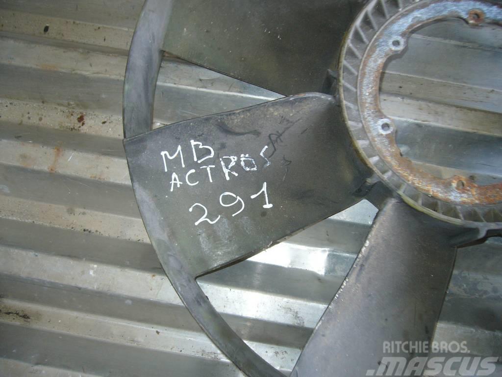 Mercedes-Benz Actros ventilator