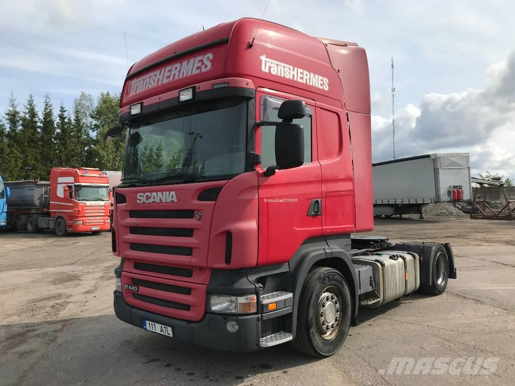 Scania R 440 LA4X2MEB