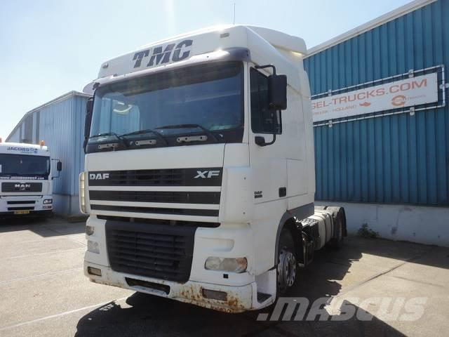 DAF FT XF 95-430 SPACECAB (MANUAL GEARBOX / AIRCONDITI