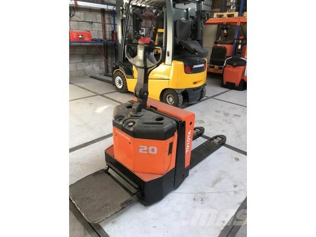 [Other] Palletwagen Bt / heftruck Palletwagen Bt meerrij