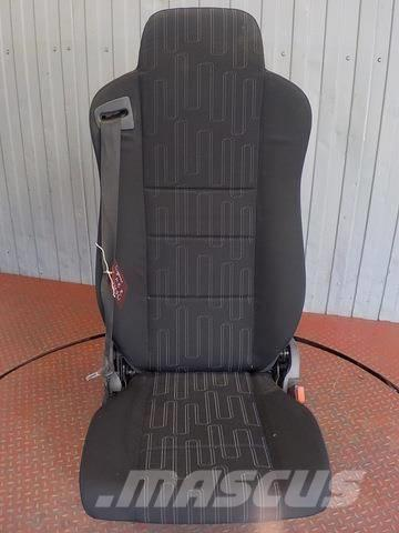 Mercedes-Benz Actros MPIII Co-driver seat 9439106601 9409102701