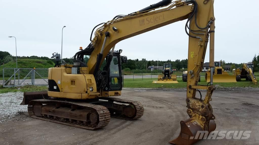 Caterpillar 314D CLR