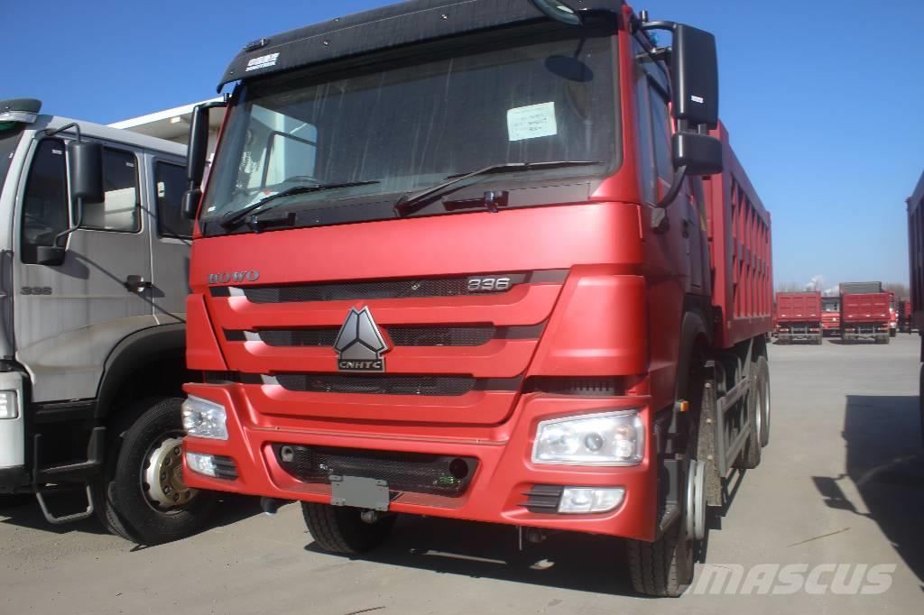 Sinotruk howo 6x4 dump truck ZZ3257N4647C1