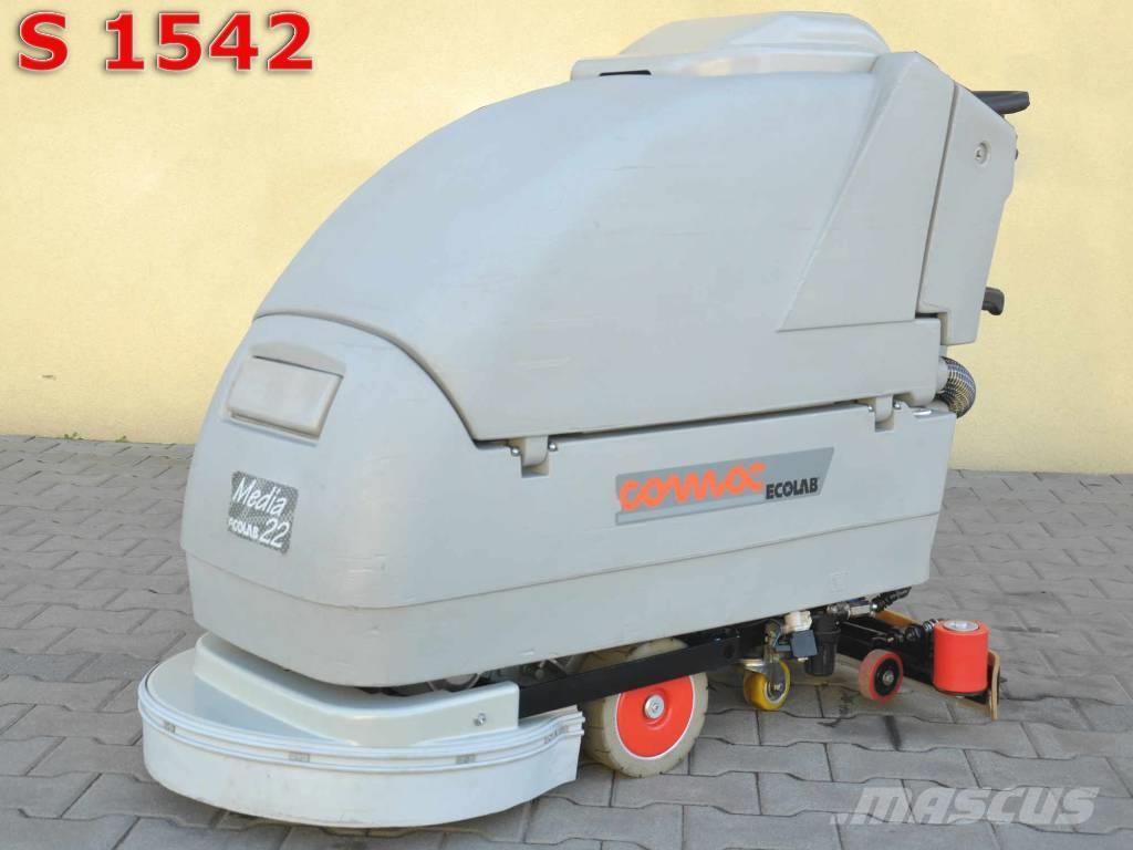 [Other] Scrubber Dryer COMAC MEDIA 22