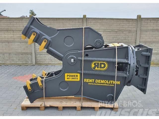 Rent Demolition other Nożyce szczęki wyburzeniowe RD 32, waga 3000