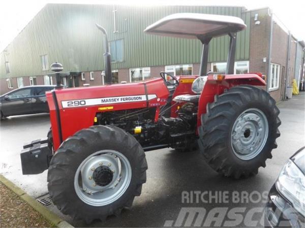 Massey Ferguson 290 4x4
