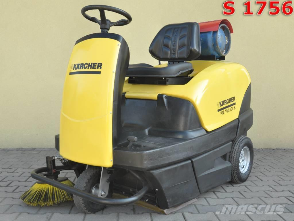 [Other] Sweeper KARCHER KM 100/100 R LPG