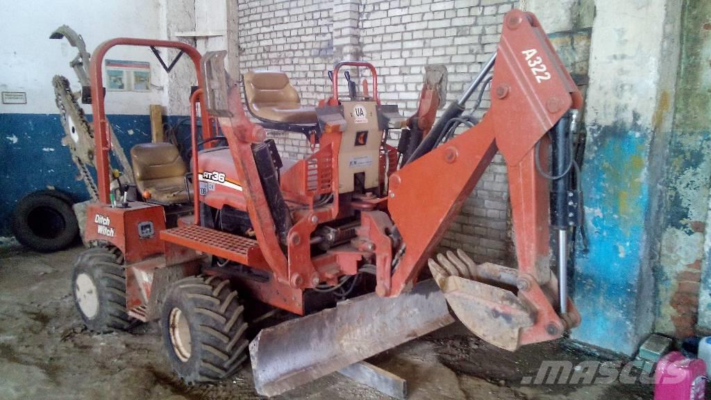 Ditch Witch RT 36