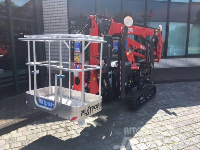 Platform Basket Spider 15.75 PRO