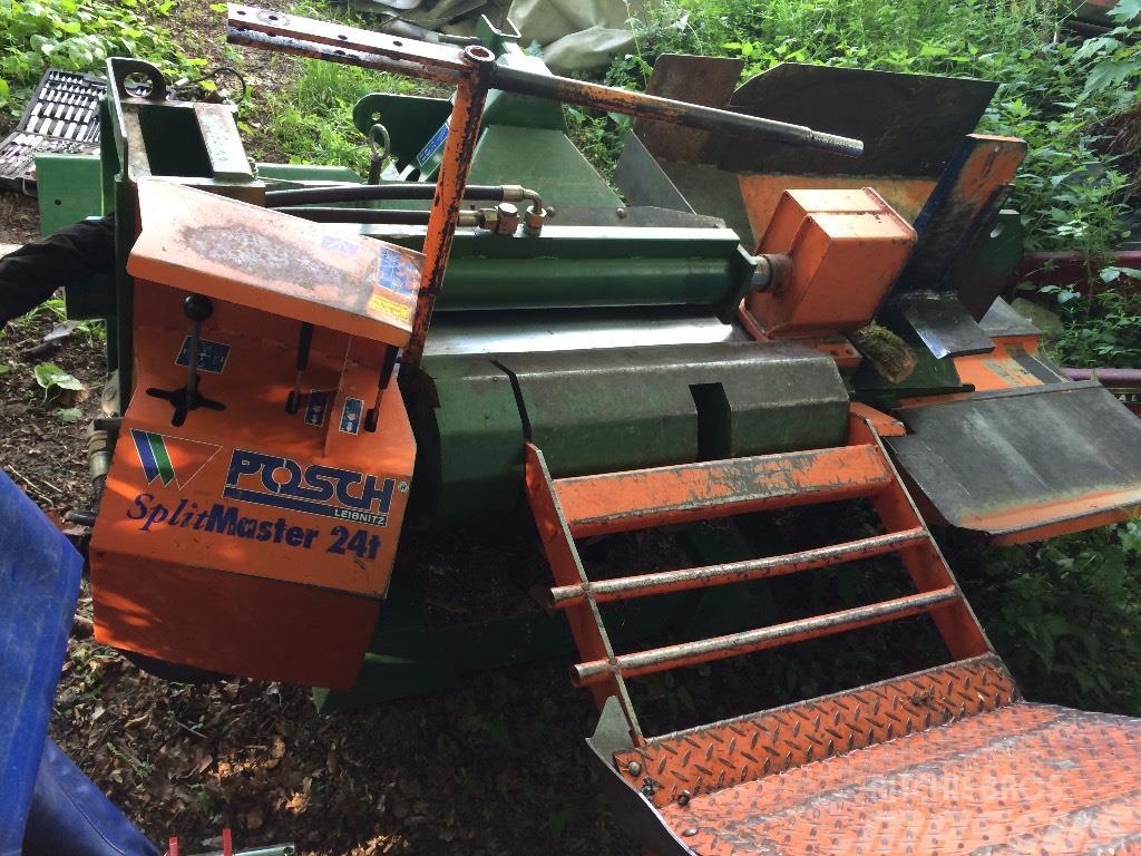 Posch splitmaster 24 prijs houtklover for Splitmaster