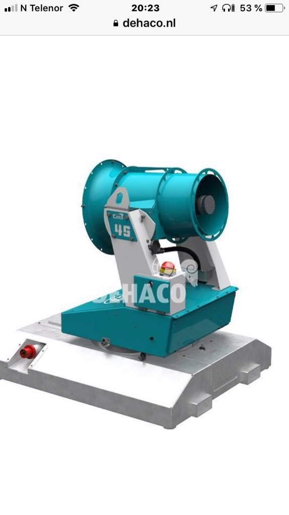 Dehaco DUST FIGHTER 45