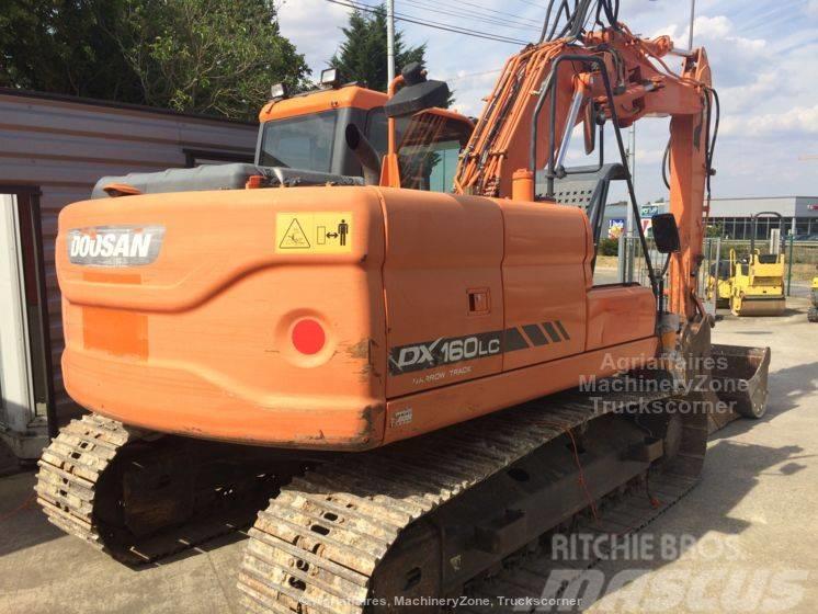 Doosan DX 160 LC