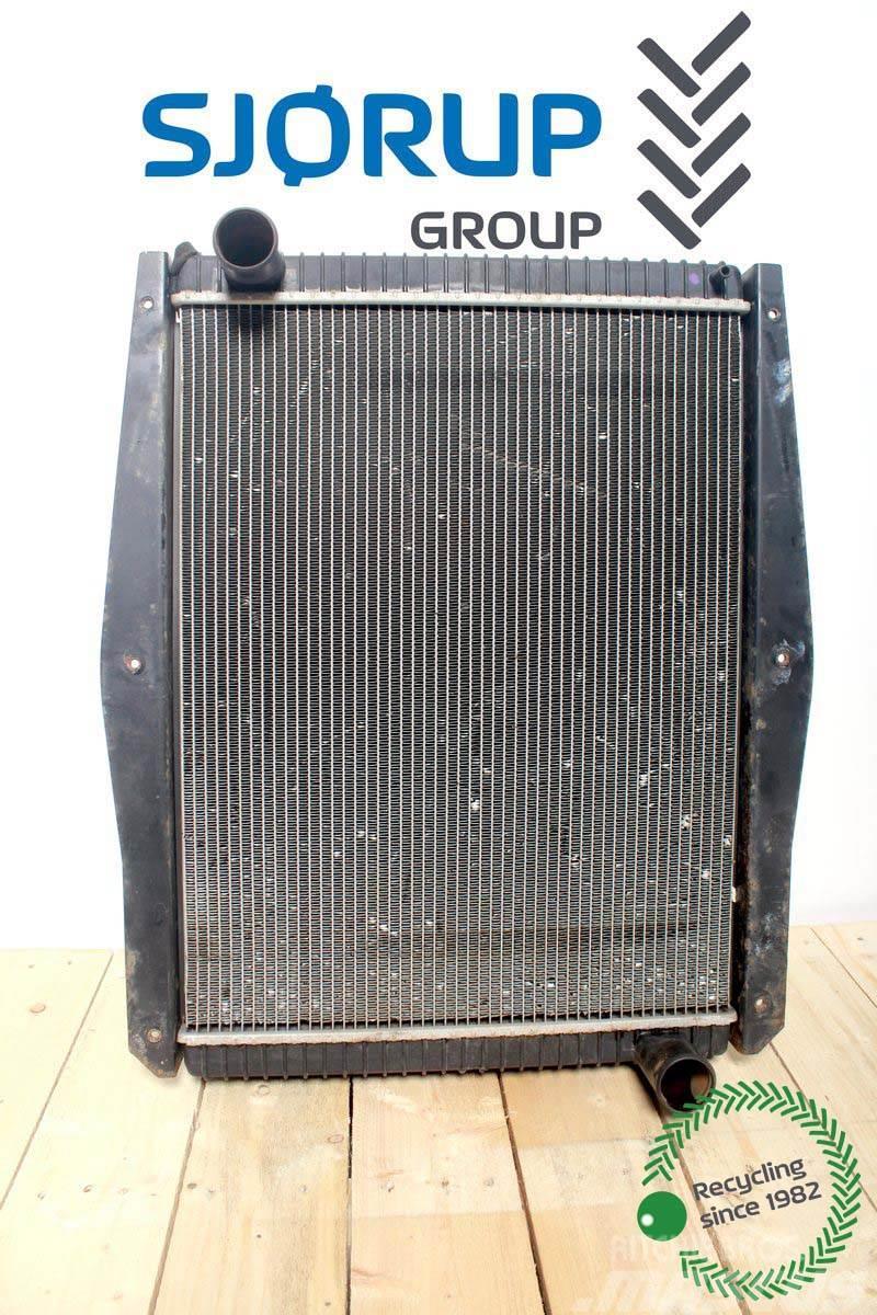 CLAAS Arion 640 Radiator