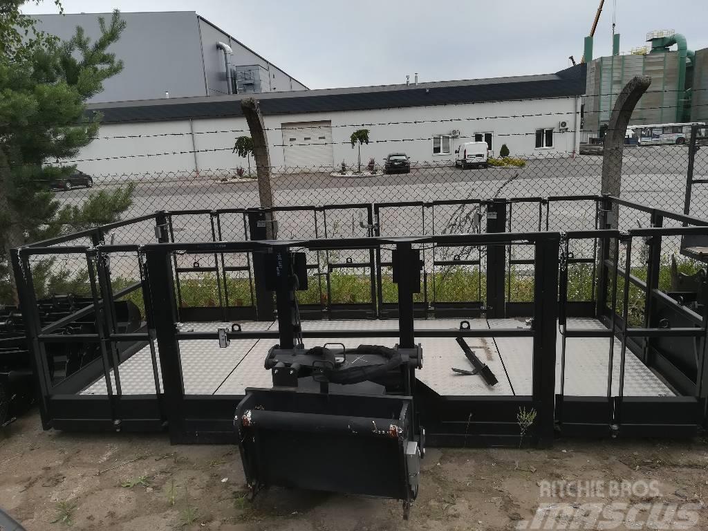 Manitou Kosz osobowy ORH 2x2,5/4M Man basket