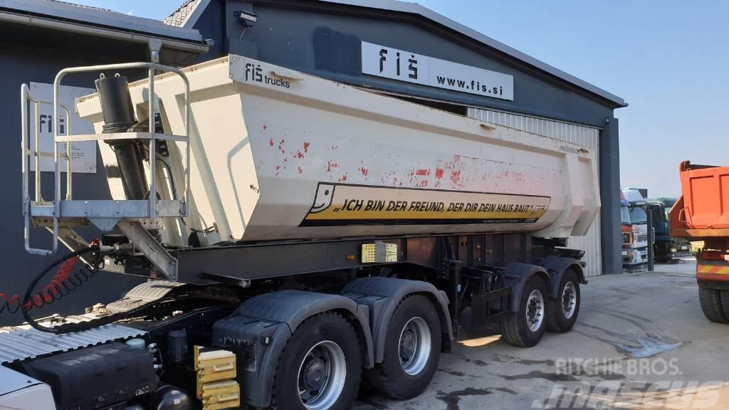 Schwarzmüller HKS 2/E-S1 tipper trailer - 2 axle