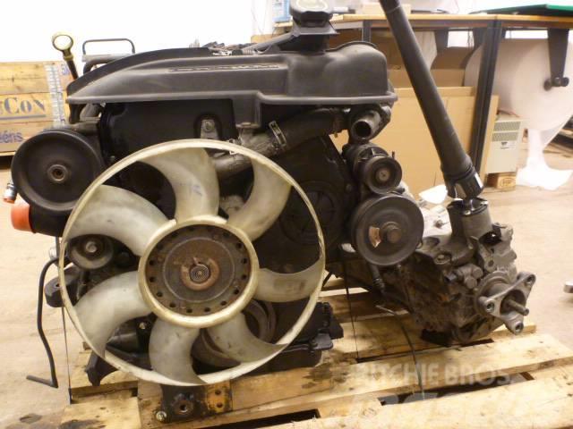 Ford Transit 2,4 tdci motor