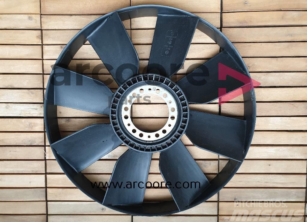 Mercedes-Benz Fan, Fan wheel for Mercedes-Benz Actros, Atego,