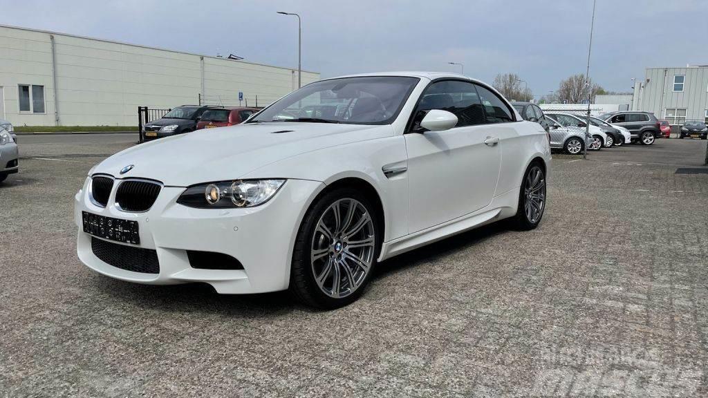 BMW 3 Serie M3 cabrio E93!!5200KM!!