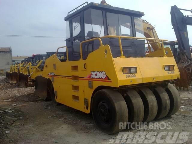XCMG XP302