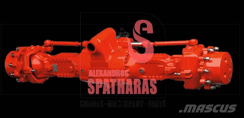 Carraro 194329tractor body, sides