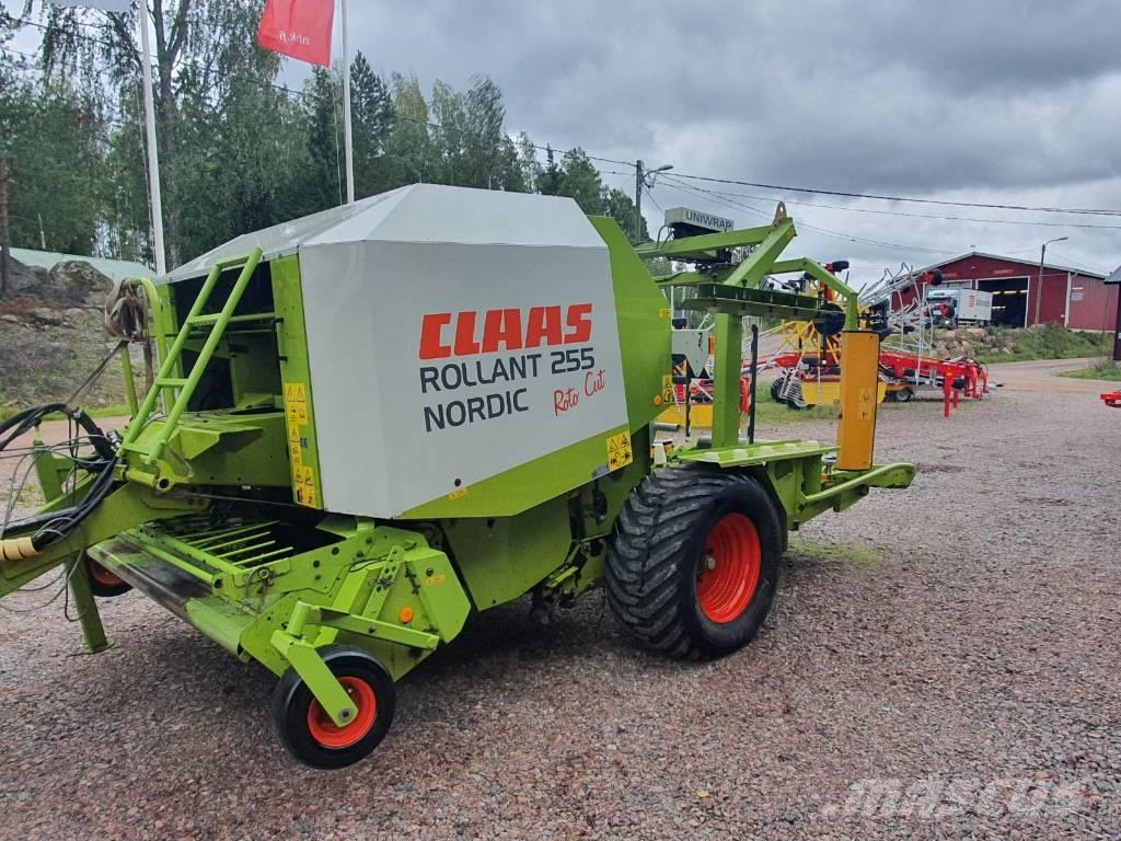 CLAAS Rollant 255 Nordic RC