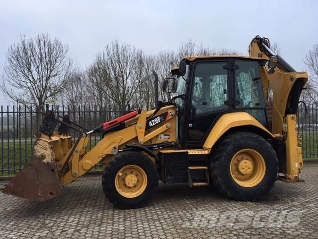 Caterpillar 428F 2016 SOLD 2565 hours