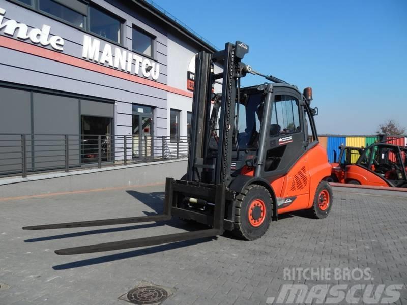 Linde H50T-02/600 Side shift