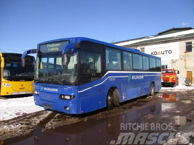 Volvo B12M Aabenraa