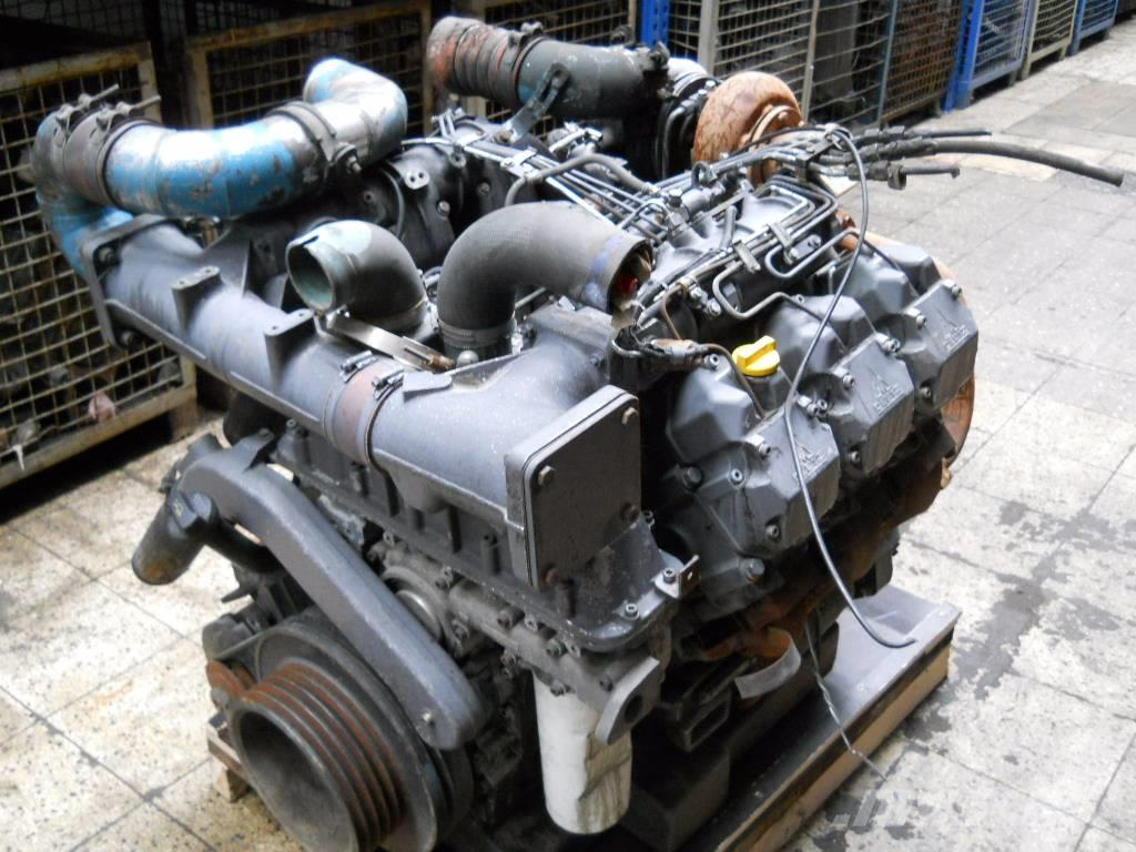 Deutz BF6M1015C / BF 6 M 1015 C, Motorer