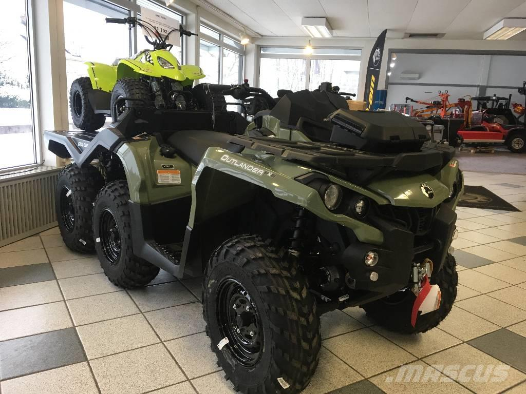Can-am 650 Outlander 6x6