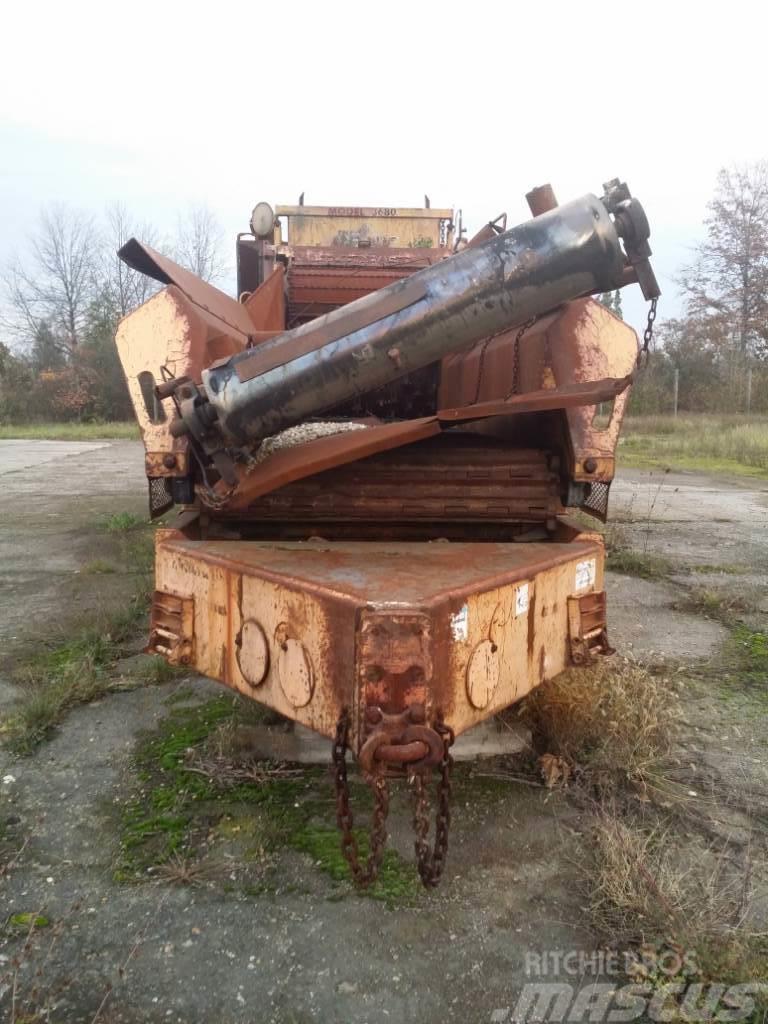Bandit Beast 3680