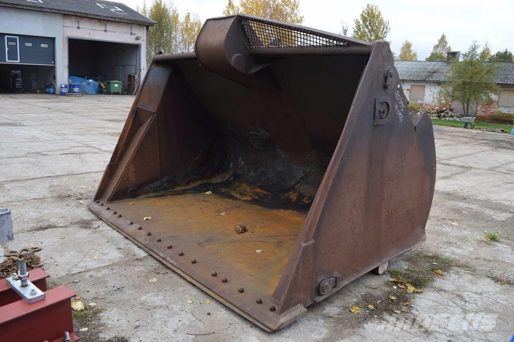 [Other] High tip bucket Volvo L180/L220