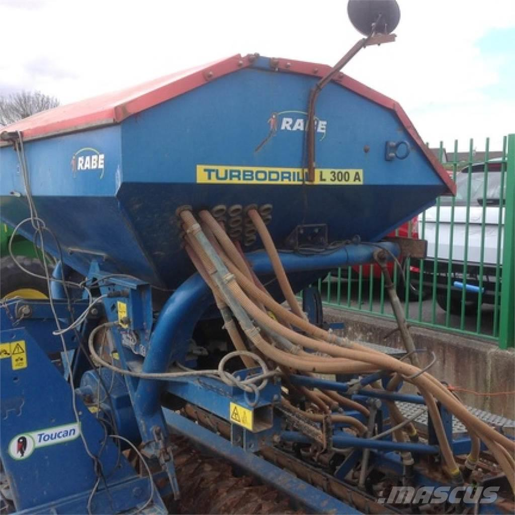 Rabe Toucan Harrow & Turbodrill