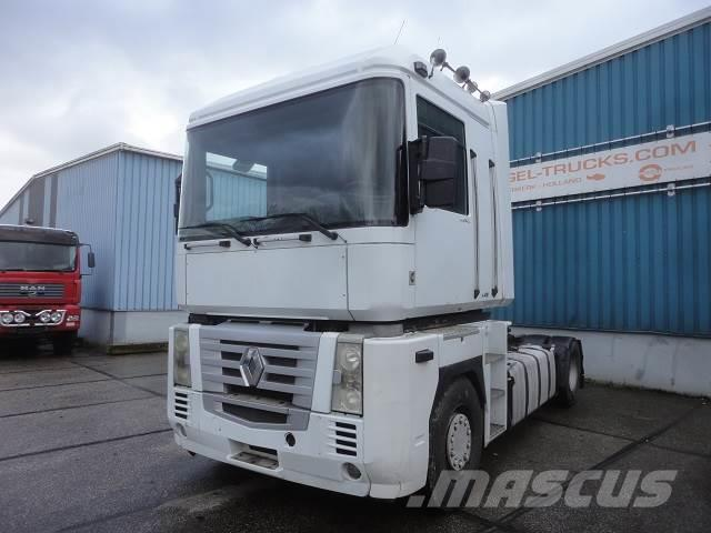 Renault AE440DXI MAGNUM (MANUAL GEARBOX / ZF-INTARDER / AI