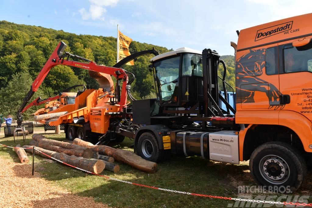 Doppstadt DH 812 Q + MAN truck - pret negociabil