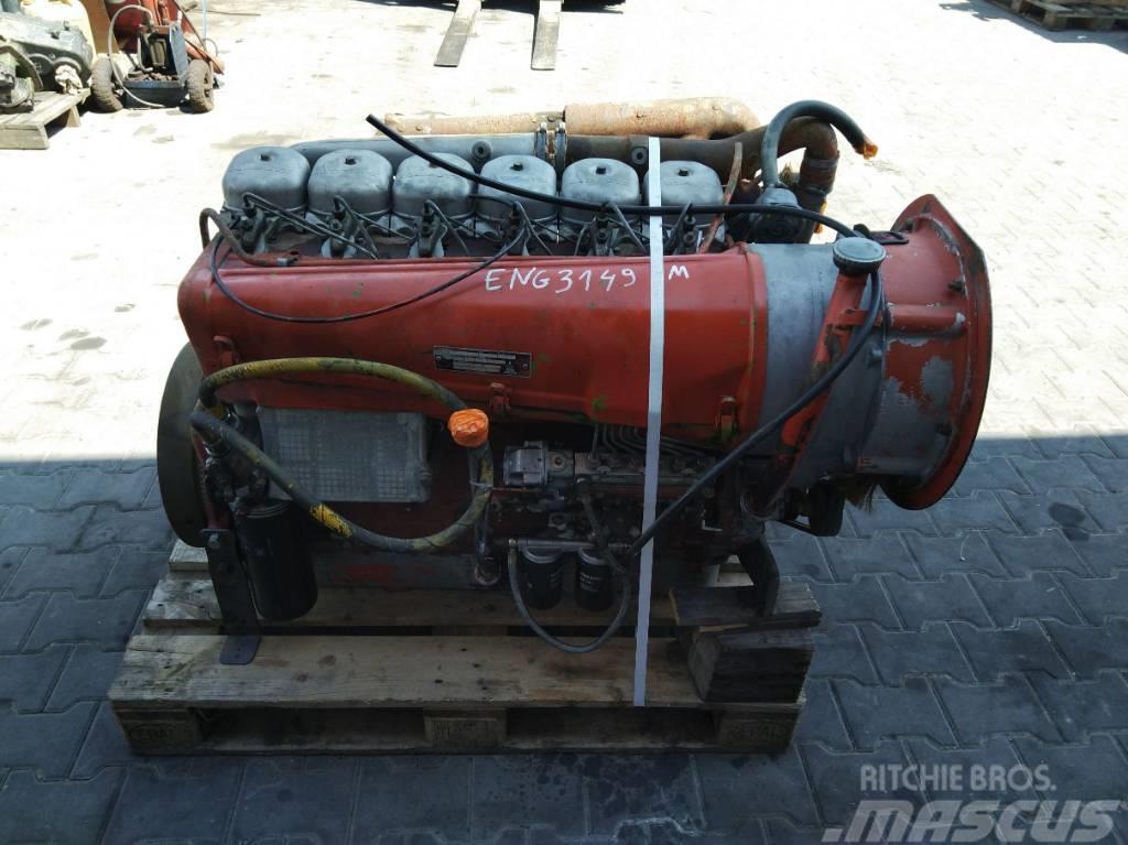 Deutz Silnik Engine Motor BF6L913 6-cylindrowy Turbo