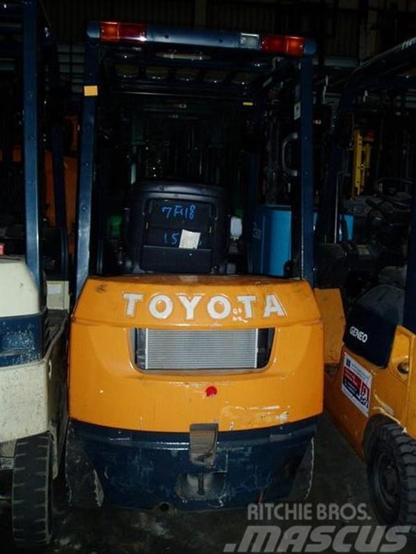 Toyota 02-7FG10
