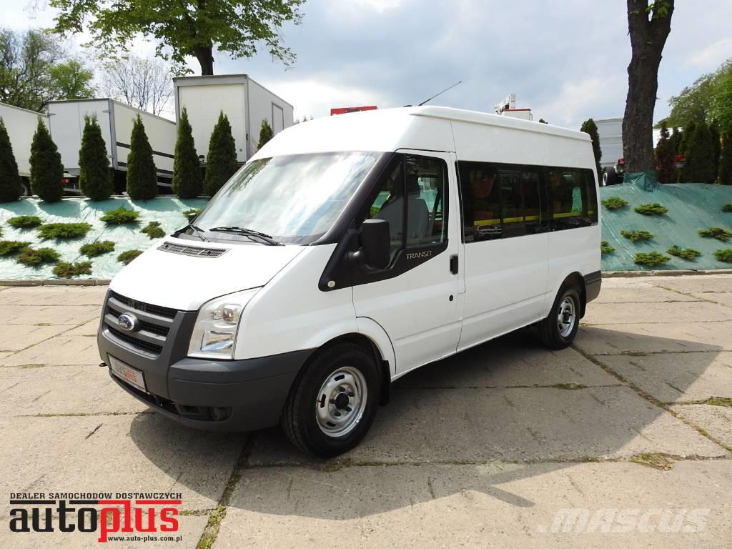 Ford TRANSIT BUS 6 SEATS WITH LIFT
