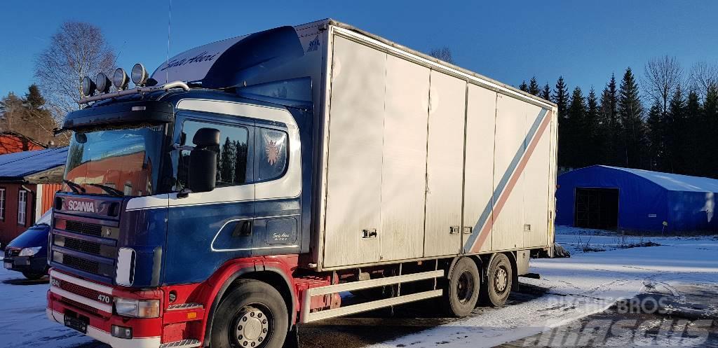 Scania R 124 L 470